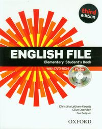 English File Third Edition Elementary Student